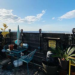 手作り噴水/高台にある家/DIY/ハワイアン/リゾート...などのインテリア実例 - 2021-03-01 17:21:14