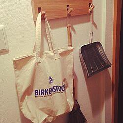 玄関/入り口/無印良品/暮らしの道具/収納のインテリア実例 - 2014-07-02 02:02:56