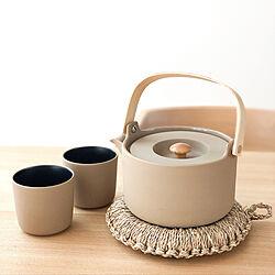 うつわ好き/マリメッコ/marimekko/お茶セット/北欧...などのインテリア実例 - 2021-01-15 22:14:23