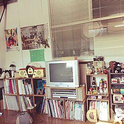 部屋全体/秘密基地/お金をかけない/アート/マキタ...などのインテリア実例 - 2017-03-05 14:36:34