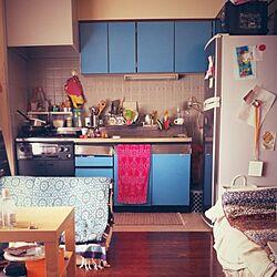 キッチンのインテリア実例 - 2012-10-19 12:55:41