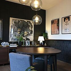IKEA照明/ザラホーム花瓶/癒される空間/クリムト/ホテルライクに憧れる...などのインテリア実例 - 2020-06-11 12:01:39