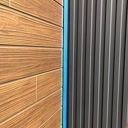 外壁/コートリーウッド/ニチハの外壁/ニチハ/ガルバリウム外壁...などのインテリア実例 - 2020-04-19 08:28:18