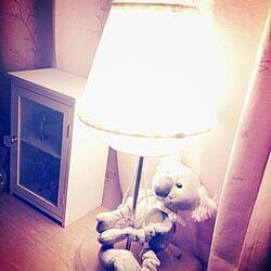 机/照明/電気スタンドのインテリア実例 - 2013-02-27 01:37:07