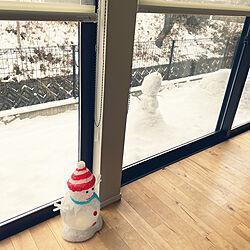 雪見/雪見窓/無垢材の床/カバザクラ/吐き出し窓...などのインテリア実例 - 2021-01-12 22:49:31