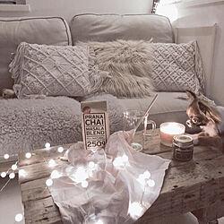 いぬと暮らす/古材/IKEA/ボーホースタイル/BOHO...などのインテリア実例 - 2019-02-04 21:39:08