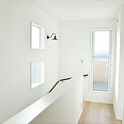 テラスドア/階段/廊下/階段上/あかりとり窓...などのインテリア実例 - 2020-05-17 04:53:43