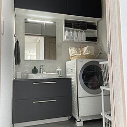 TOTO/TOTO 洗面台/洗面所/へーベルハウス/IKEA...などのインテリア実例 - 2021-07-25 11:32:09