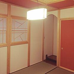 部屋全体/和室のインテリア実例 - 2017-11-04 00:05:00