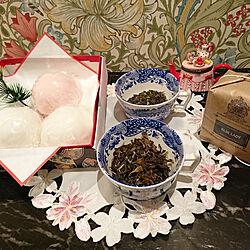 棚/紅茶/日本一早く販売のダージリン1st./茶商さんからダイレクトに。/紅茶シンジケート...などのインテリア実例 - 2019-03-11 01:01:35