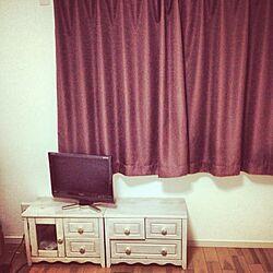 寝室1のインテリア実例 - 2013-03-23 22:55:07