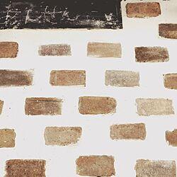 玄関/入り口/レンガ畳/DIY/Garden*のインテリア実例 - 2014-03-30 07:45:05