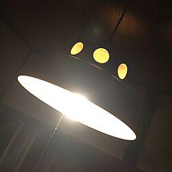 照明/レトロ/ペンダントLightのインテリア実例 - 2012-06-05 23:48:00