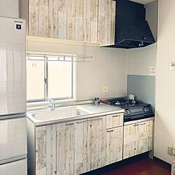 キッチンのインテリア実例 - 2020-06-01 15:12:32