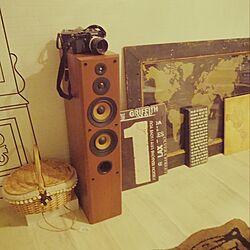 部屋全体/多分50年くらい前のカメラ/祖母のカメラ/祖母はプロのカメラマン/古いカメラ...などのインテリア実例 - 2015-11-13 20:04:59