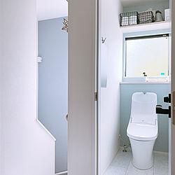 シンプルな暮らし/アクセントクロス/お掃除週間/トイレ掃除/ボヘミアン...などのインテリア実例 - 2020-07-01 11:51:41