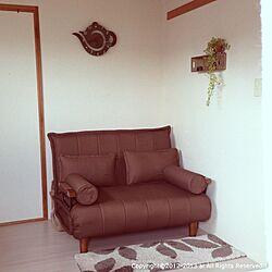 部屋全体/ソファ/私の部屋/和室のインテリア実例 - 2013-03-05 16:41:23