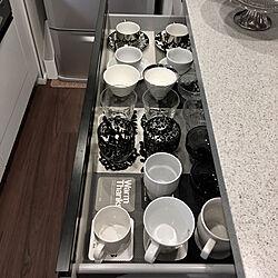 キッチン/コーヒーカップ/ダルトン/フランフラン/コースター...などのインテリア実例 - 2018-05-07 16:37:17