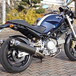 バイク/初めてのバイク/DUCATI/古い写真のインテリア実例 - 2013-10-03 23:23:35