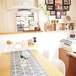 机/IKEA/北欧雑貨/北欧インテリア/北欧...などのインテリア実例 - 2014-05-24 00:04:10