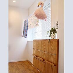 ベッド周り/DIY/おすすめ/室内物干し/Pid4M...などのインテリア実例 - 2020-04-06 22:30:44