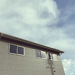 外壁/コンクリート打ちっ放しのインテリア実例 - 2017-12-26 10:21:17