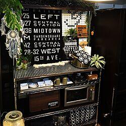 キッチン/おうちすっきりボックス/観葉植物/デニムヤーン❤️/多肉植物...などのインテリア実例 - 2017-03-06 18:28:19