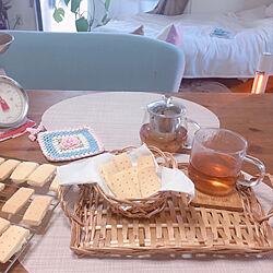机/セリア/賃貸/ナチュラルキッチン/お菓子作り...などのインテリア実例 - 2020-03-18 08:19:17