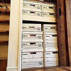 壁/天井/バンカーズボックス/クローゼット/DIY/時計...などのインテリア実例 - 2016-10-30 08:29:05