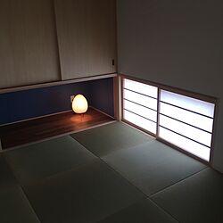 イサムノグチAKARI/畳/照明のインテリア実例 - 2015-06-27 12:30:05