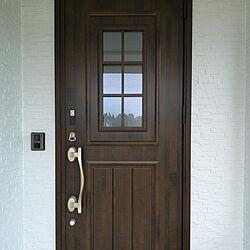 玄関/入り口/LIXIL玄関ドア/LIXIL/ドア/玄関...などのインテリア実例 - 2019-09-06 23:16:29