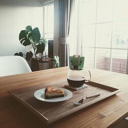 机/おうちカフェ/スターバックス/コーヒータイム/コーヒーのある暮らし...などのインテリア実例 - 2021-01-31 16:52:03