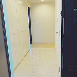 ホワイトインテリア/デザイナーズマンション/玄関/入り口のインテリア実例 - 2020-11-26 13:16:22