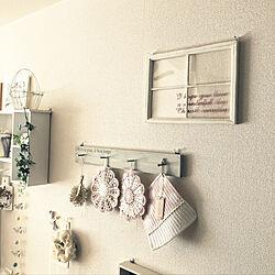 壁/天井/いつもいいねやコメありがとうございます/窓枠風/keikoさんのフレームアレンジ/keikoさんの作品...などのインテリア実例 - 2019-02-22 20:02:38