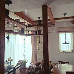 キッチン/漆喰壁DIY/観葉植物/No Caffeine No Life!/カフェイン摂りすぎ注意!...などのインテリア実例 - 2016-02-15 17:09:48