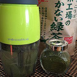 キッチン/マイブーム/緑茶のインテリア実例 - 2015-01-25 10:12:15