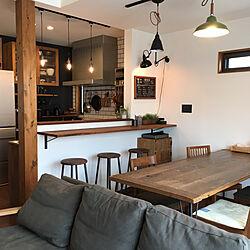 お気に入り/DIY/キッチン/カフェ風/おうちカフェ...などのインテリア実例 - 2019-06-02 18:52:06
