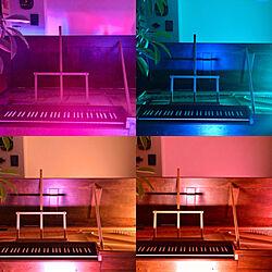 間接照明/楽器/Hue Play/Philips Hue/スマートホーム...などのインテリア実例 - 2020-10-31 21:59:17