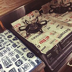キッチン/スリコ新商品☆/3coins♡/手がカッサカサ/吸水マット...などのインテリア実例 - 2017-12-29 08:15:19