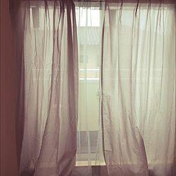壁/天井/カーテンはIKEA/IKEA/子供部屋のインテリア実例 - 2014-12-11 17:23:20