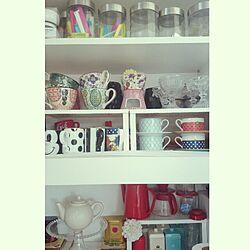 キッチン/購入品/食器/フランフラン/IKEA...などのインテリア実例 - 2014-03-11 13:28:36