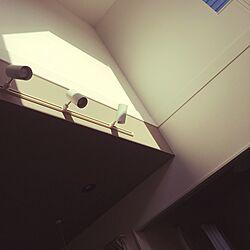 壁/天井/ゼロキューブ+ボックス/吹き抜けのある家/カフェ風/照明のインテリア実例 - 2017-06-04 21:52:22