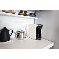 DP3/DRIP POD/コーヒーのある暮らし/コーヒータイム/コーヒーメーカー...などのインテリア実例 - 2020-02-15 14:53:03
