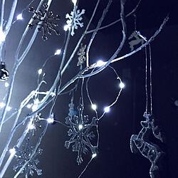 2018.11.13/クリスマス/マンションライフ/見ていただいてありがとうございます♡/マンション...などのインテリア実例 - 2018-11-13 21:36:35