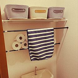 DIY/100均/ダイソー/バス/トイレのインテリア実例 - 2020-12-30 12:32:00