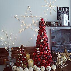 棚/クリスマス/アクタス/私の写真にいいね感謝です(*^^*)/上手く昭明や、ミドリを入れたい...などのインテリア実例 - 2016-11-11 11:28:42