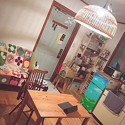 キッチン/SWIMMER/unico/無印良品/IKEA...などのインテリア実例 - 2017-10-22 19:48:54