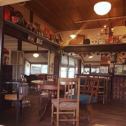 部屋全体/古民家/カフェ/昭和レトロのインテリア実例 - 2016-03-07 15:40:12