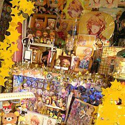 机/フィギュア/アニメ部屋/オタク部屋のインテリア実例 - 2015-09-09 03:08:18