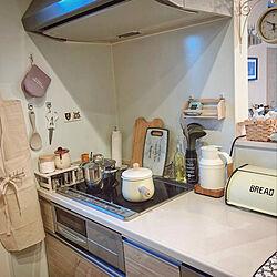 DAISO雑貨/キッチン周り/キッチン雑貨/IKEA/インテリア...などのインテリア実例 - 2020-05-08 06:56:59